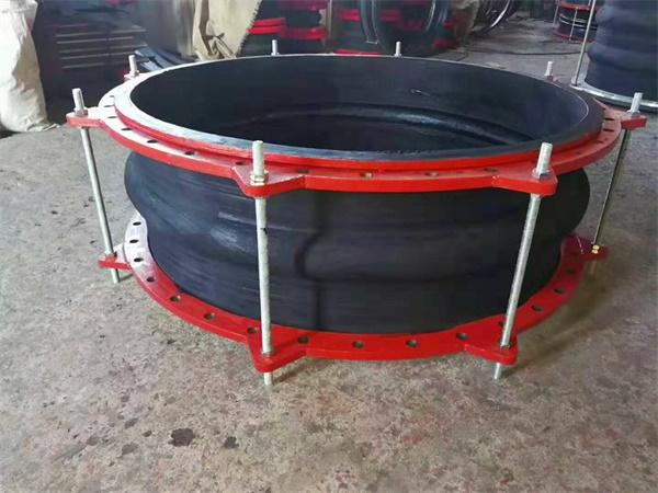 hand build rubber expasnion joint